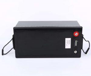 بطارية ليثيوم 12.8 فولت 200 أمبير قابلة لإعادة الشحن لتخزين الطاقة ، استبدال حمض الرصاص ، بطارية 12 فولت LFP للنسخ الاحتياطي للطاقة الشمسية