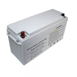 تخزين الطاقة بطارية LiFePO4 بطارية 12V 80Ah الشمسية لإمدادات الطاقة