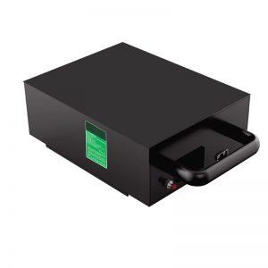 18650 RGV معدات المراقبة بطارية ليثيوم بطارية ليثيوم دورية دورية كهربائية 36V30Ah