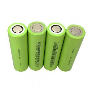 بطارية ليثيوم أيون أصلية قابلة لإعادة الشحن 18650 3.7 فولت 2900 مللي أمبير خلية ليثيوم أيون 18650 بطاريات
