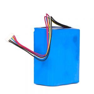 خاص المستخدمة للأجهزة الطبية والأدوات 18650 3500mah خلايا 7.2v10.5ah بطارية حزمة