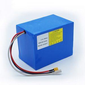بطارية ليثيوم 18650 48 فولت 20.8 أمبير للدراجات الكهربائية ومجموعة الدراجة الإلكترونية