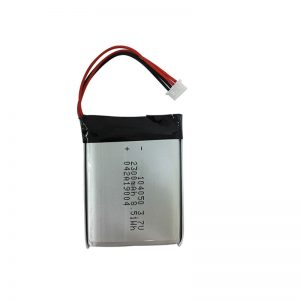 3.7V 2300mAh أدوات ومعدات اختبار بطاريات ليثيوم بوليمر AIN104050