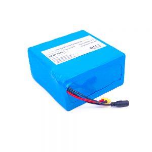 32650 Lifepo4 Battery Pack 4S4P 12V 12.8V 24Ah بطارية ليثيوم أيون مع 4S 20A متوازن BMS