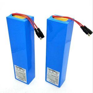 الصين مصنع سكوتر الكهربائية بطارية ليثيوم حزمة 36V 60V 10AH 40AH