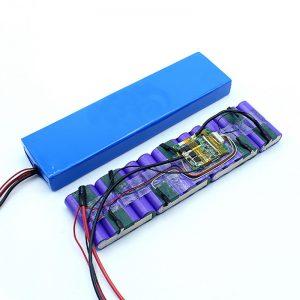 سعر المصنع حسب الطلب 18650 36 فولت بطارية ليثيوم أيون 36 فولت بطارية
