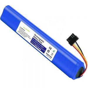 بطارية بديلة 4000 مللي أمبير 12 فولت NiMh لسلسلة Neato Botvac و D Series Robotic Vacuum 945-0129