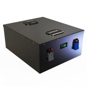 Lifepo4 بطارية 48 فولت 100ah دورات عميقة