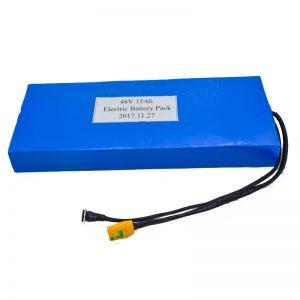 بطارية ليثيوم 15Ah 48V للبيع بالجملة للسكوتر الكهربائي
