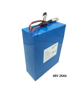 بطارية ليثيوم 48v26ah للدراجات البخارية الكهربائية etwow بطارية الجرافين دراجة نارية كهربائية بطارية ليثيوم 48 فولت مصنعين