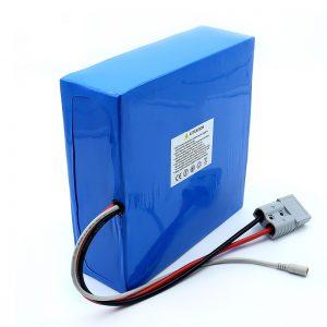 60 Volt 30Ah 50Ah Li-Ion Battery Pack بطارية ليثيوم للسكوتر الكهربائي
