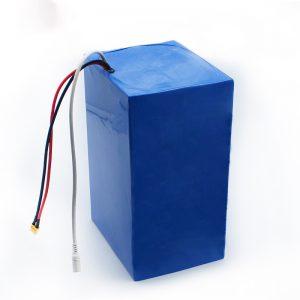 الكل في واحد سكوتر كهربائي للمركبة النارية 72 فولت 30 أمبير بطاريات ليثيوم