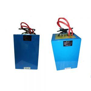 بطارية LiFePO4 القابلة لإعادة الشحن 150AH 24V لنظام الطاقة الشمسية / الرياح