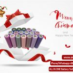 تحياتي عيد ميلاد سعيد من شركة ALL IN ONE Battery Technology Co Ltd