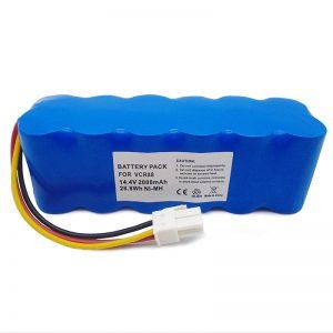 بطارية بديلة للمكنسة الكهربائية عالية الجودة 14.4 فولت لـ navibot SR8750 DJ96-00113C VCA-RBT20