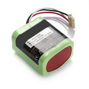 Beston Scooba Mint5200B 7.2V 3Ah استبدال بطارية Ni-MH القابلة لإعادة الشحن للمكنسة الكهربائية iRobot